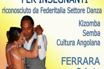 CORSO DIDATTICO FORMATIVO PER INSEGNATI (FERRARA) SABATO 27 SETTEMBRE 2014