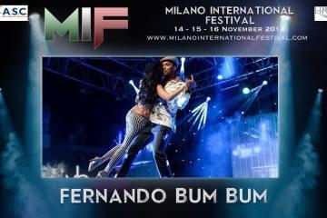 MILANO INTERNATIONAL FESTIVAL (MILANO – ITALIA) 14, 15, 16 NOVEMBRE 2014