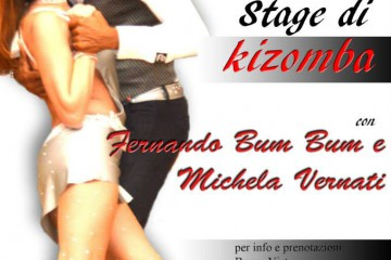 Stage di Kizomba (Corato – Italia) 17 Gennaio 2015